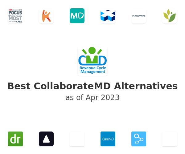 Best CollaborateMD Alternatives
