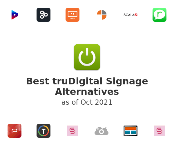 Best truDigital Signage Alternatives