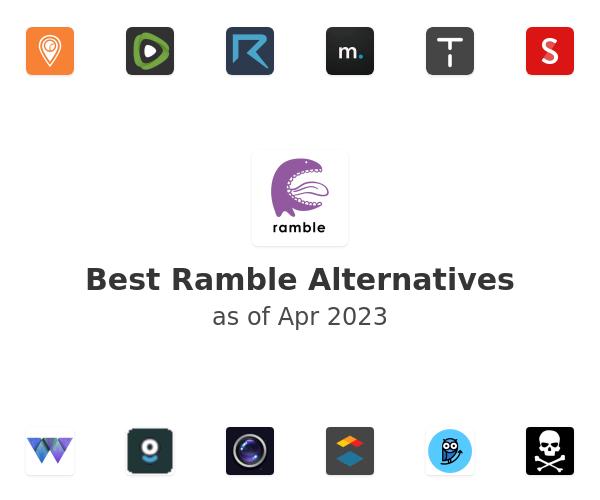 Best Ramble Alternatives