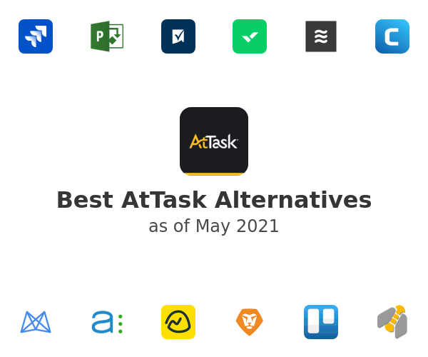 Best AtTask Alternatives