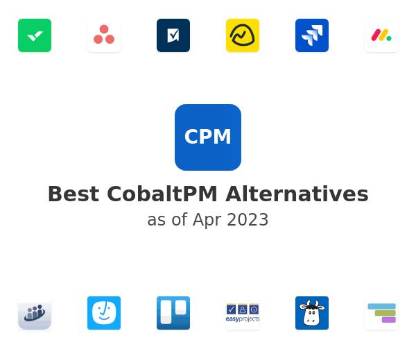 Best CobaltPM Alternatives