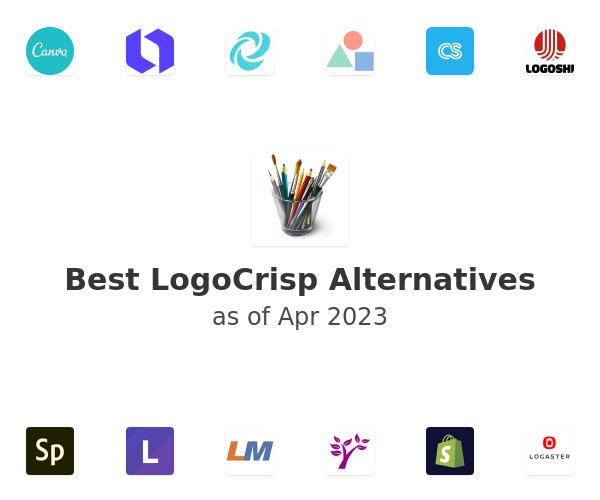 Best LogoCrisp Alternatives