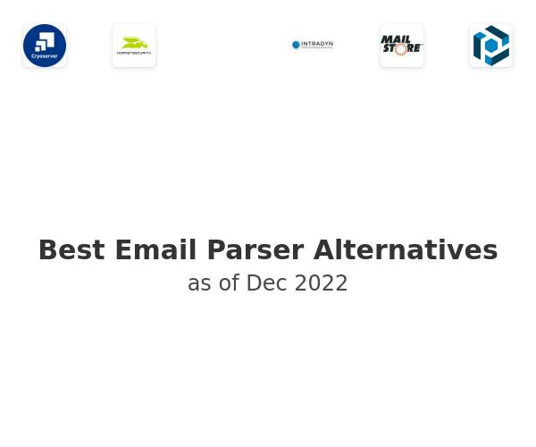 Best Email Parser Alternatives