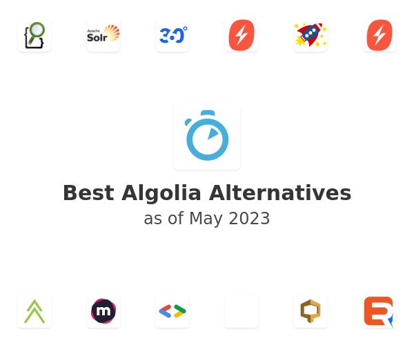 Best Algolia Alternatives