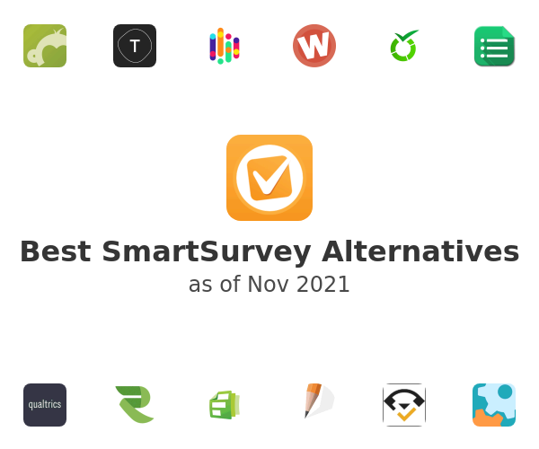 Best SmartSurvey Alternatives