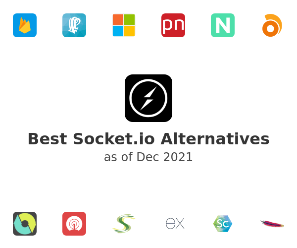 Best Socket.io Alternatives