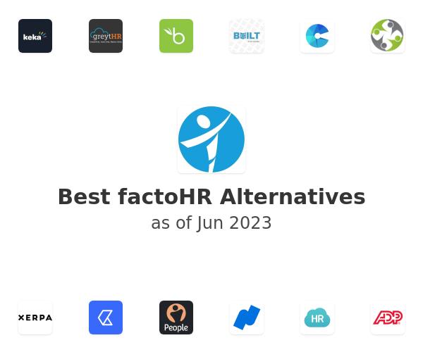 Best factoHR Alternatives