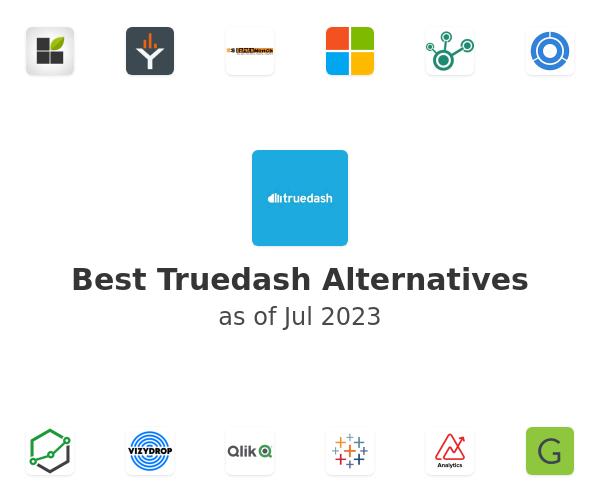 Best Truedash Alternatives