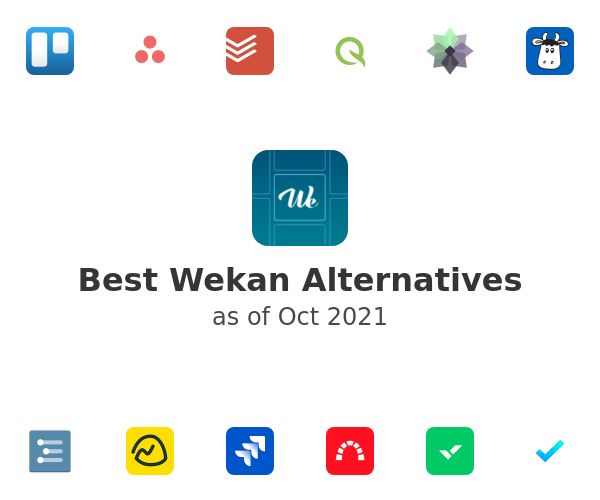 Best Wekan Alternatives