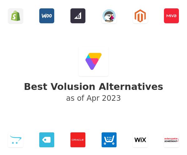 Best Volusion Alternatives