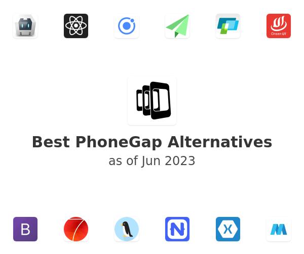 Best PhoneGap Alternatives
