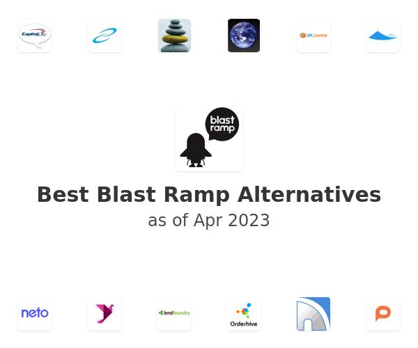 Best Blast Ramp Alternatives