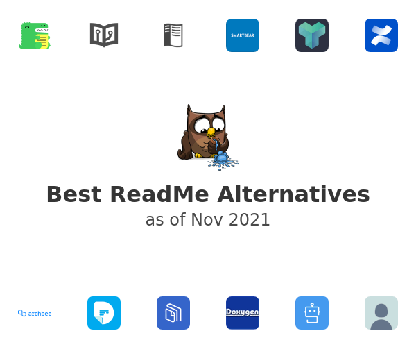 Best ReadMe Alternatives