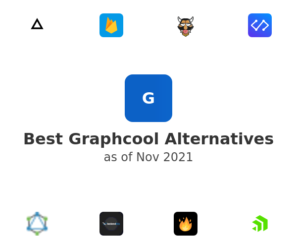 Best Graphcool Alternatives