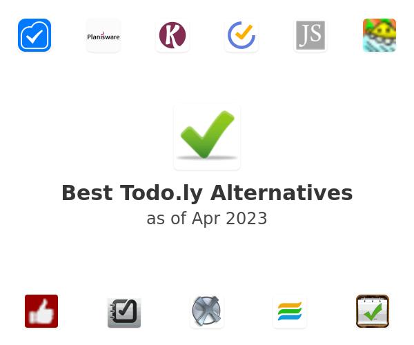 Best Todo.ly Alternatives