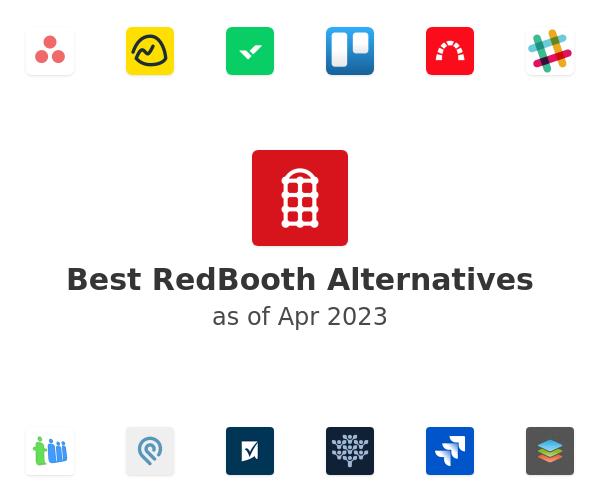 Best RedBooth Alternatives