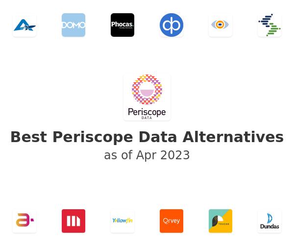 Best Periscope Data Alternatives