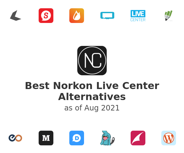 Best Norkon Live Center Alternatives