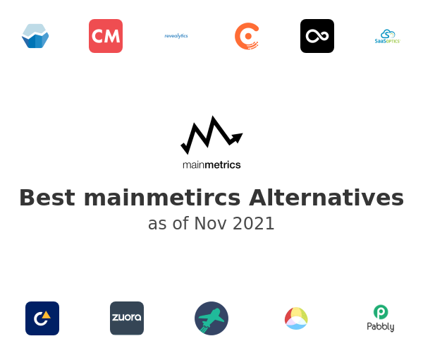 Best mainmetircs Alternatives