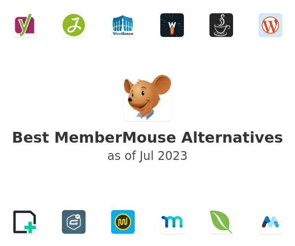Best MemberMouse Alternatives