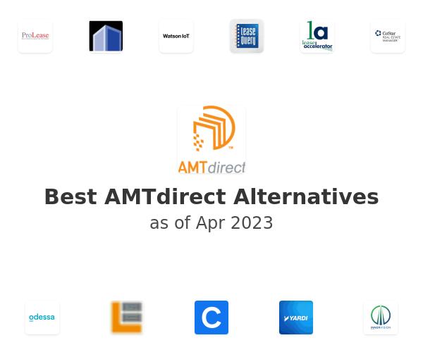 Best AMTdirect Alternatives