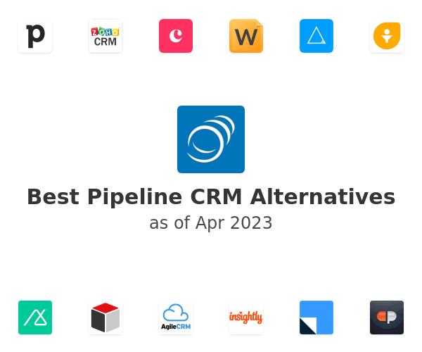 Best PipelineDeals Alternatives