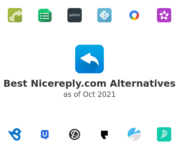 Best Nicereply.com Alternatives
