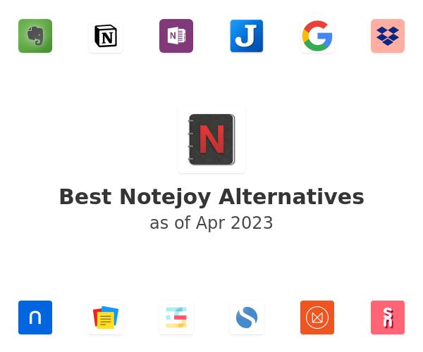 Best Notejoy Alternatives