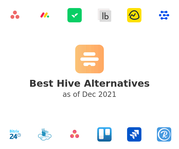 Best Hive Alternatives