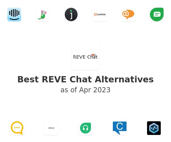Best REVE Chat Alternatives
