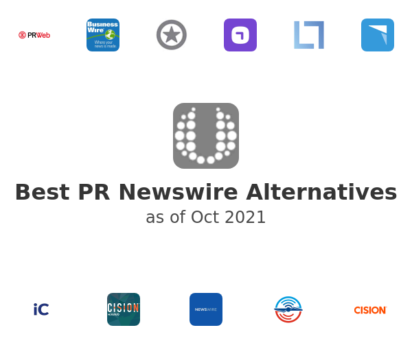 Best PR Newswire Alternatives