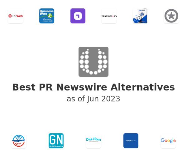 Best PR Newswire Alternatives