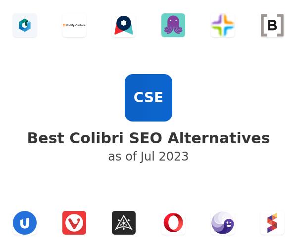 Best Colibri SEO Alternatives