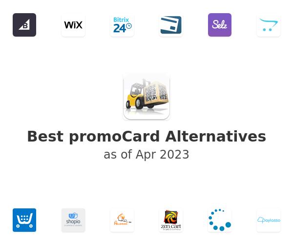 Best promoCard Alternatives