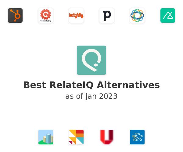 Best RelateIQ Alternatives