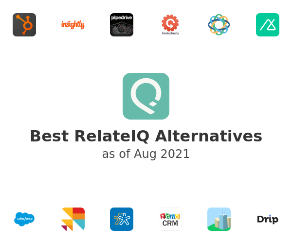 Best RelateIQ Alternatives