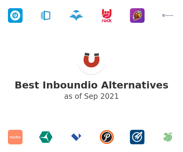 Best Inboundio Alternatives