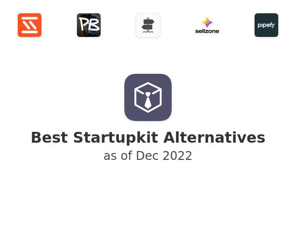 Best Startupkit Alternatives