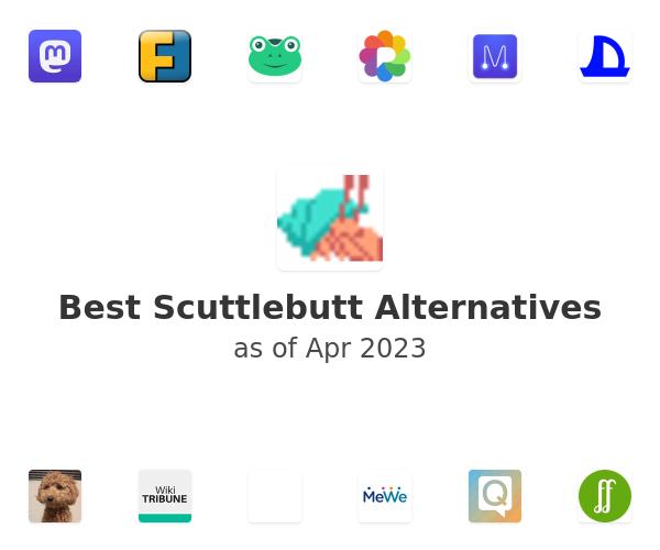 Best Scuttlebutt Alternatives