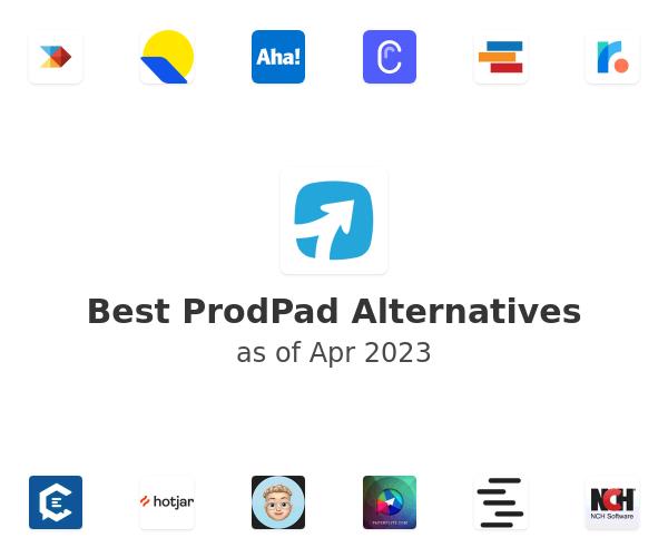 Best ProdPad Alternatives
