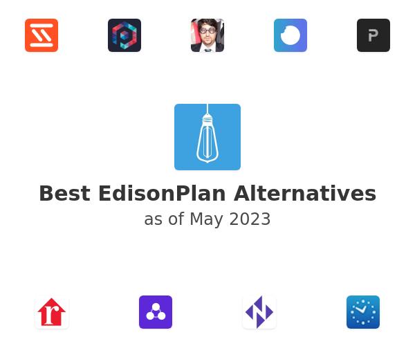 Best EdisonPlan Alternatives
