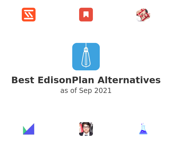 Best EdisonPlan Alternatives