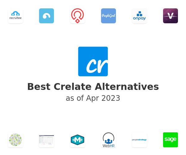 Best Crelate Alternatives