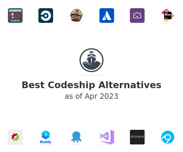 Best Codeship Alternatives