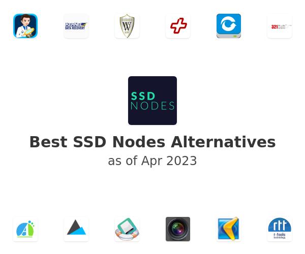 Best SSD Nodes Alternatives
