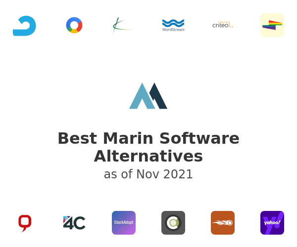 Best Marin Software Alternatives