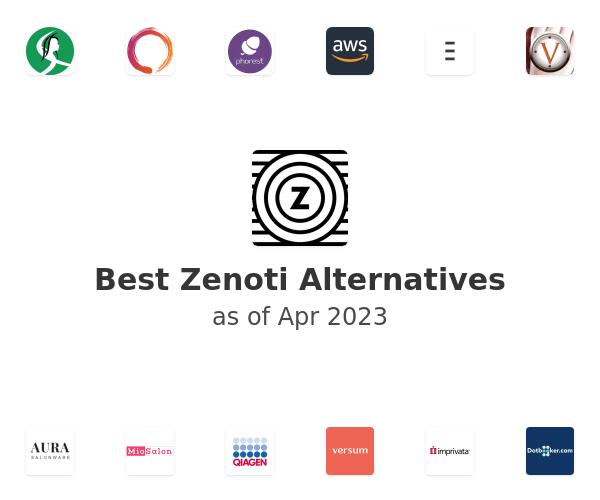 Best Zenoti Alternatives