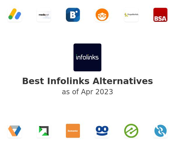Best Infolinks Alternatives