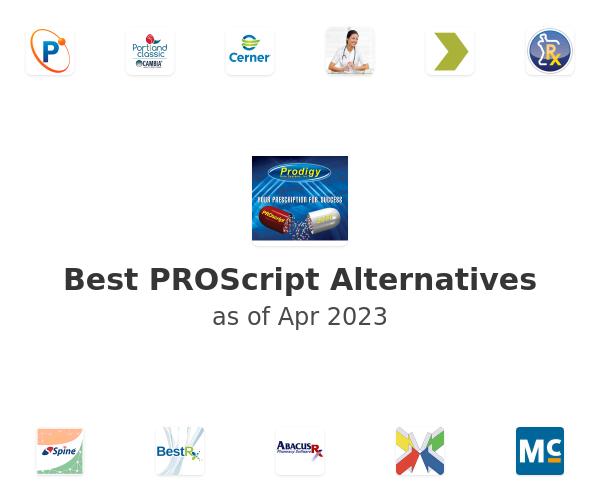 Best PROScript Alternatives