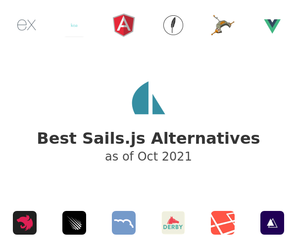 Best Sails.js Alternatives